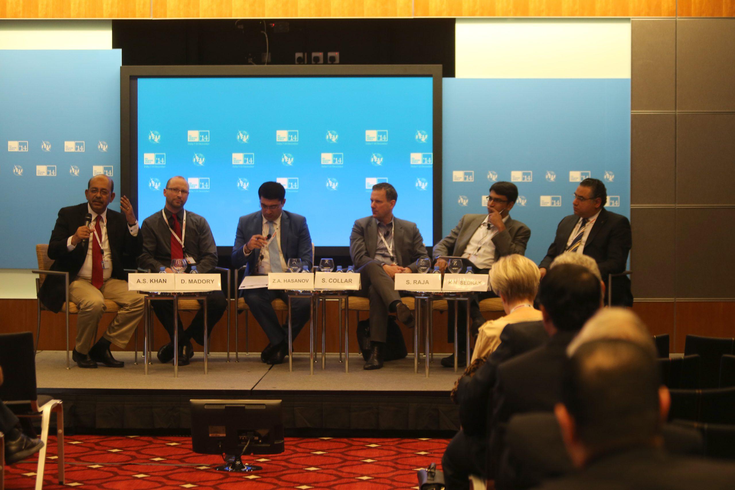 Panel Session:Affordable International Backhaul