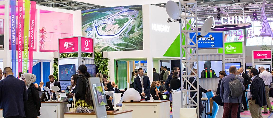Digital World 2020 - Exhibition