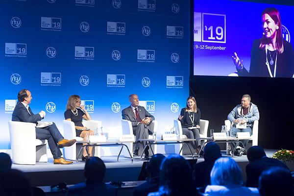 ITU Digital World 2020 - Debate