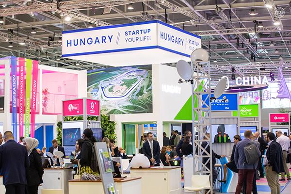 ITU Digital World 2020 - Exhibit