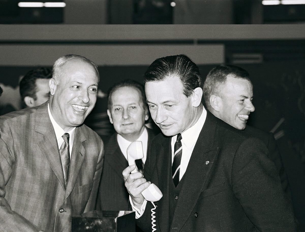 Geneva: Inauguration of Telecom