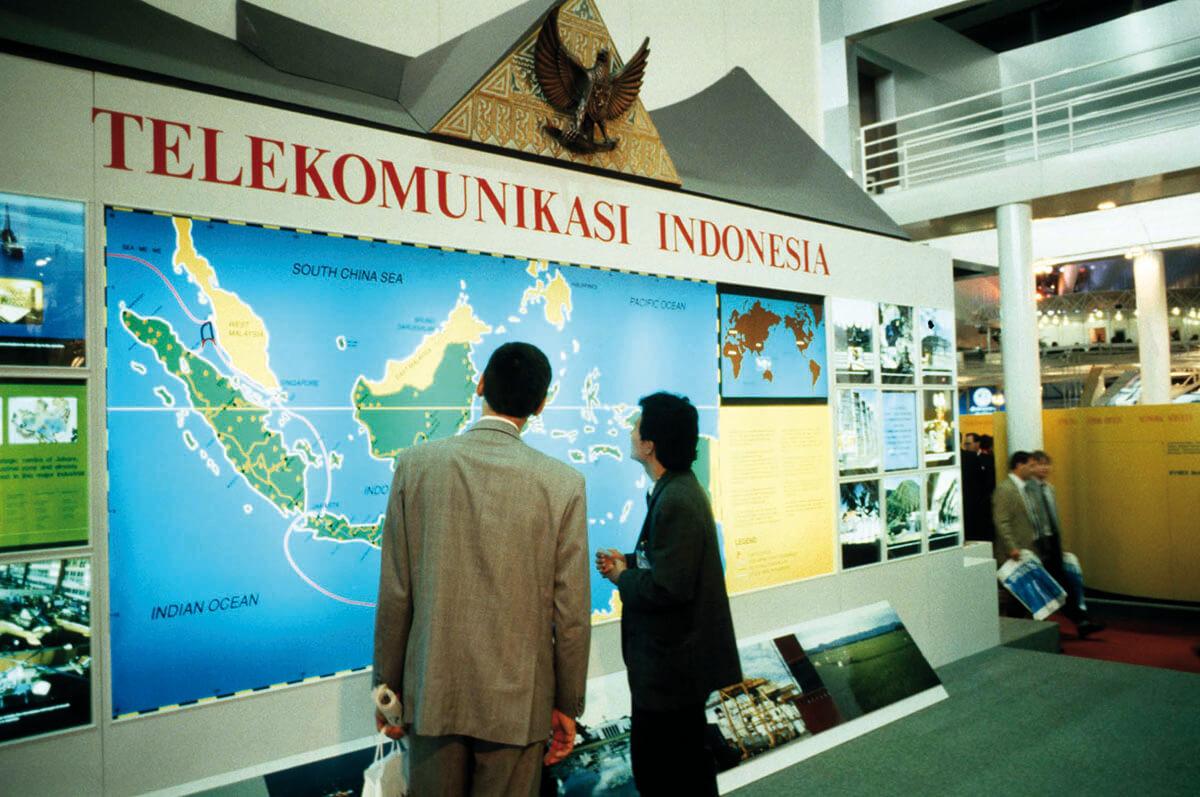 Geneva: National pavilion of Republic of Indonesia