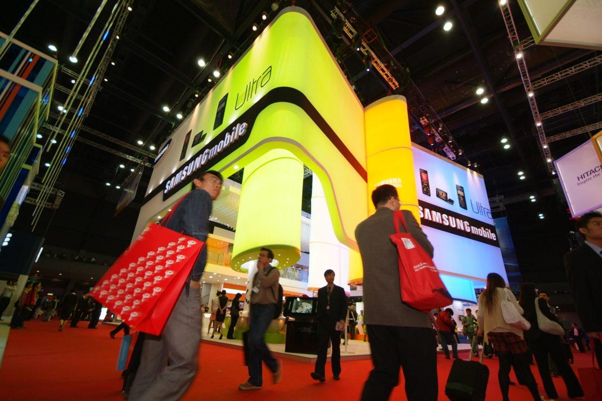 Hongkong: Showfloor @ ITU Telecom World 2016