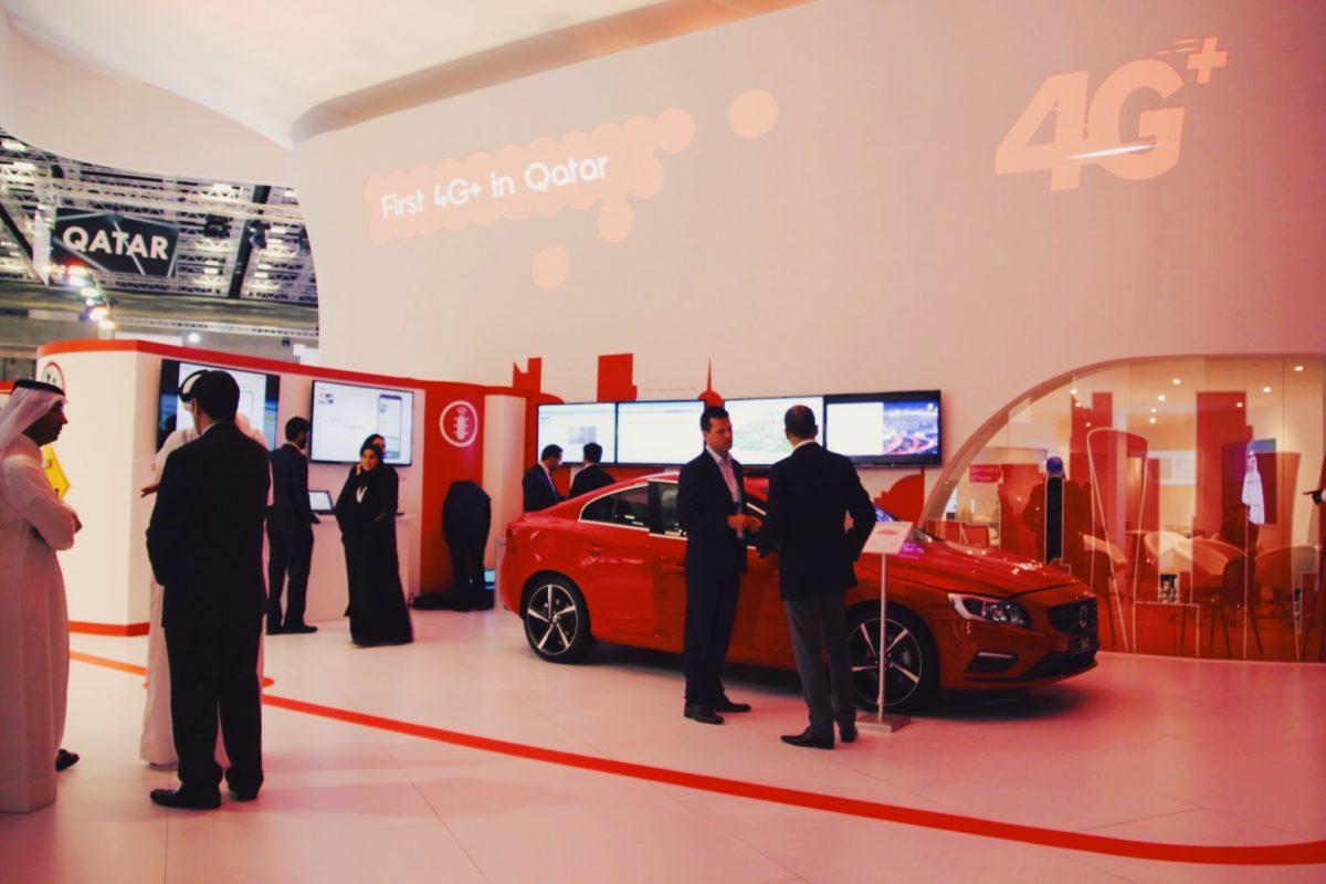 Doha: Exhibition Showfloor @ ITU Telecom World 2014