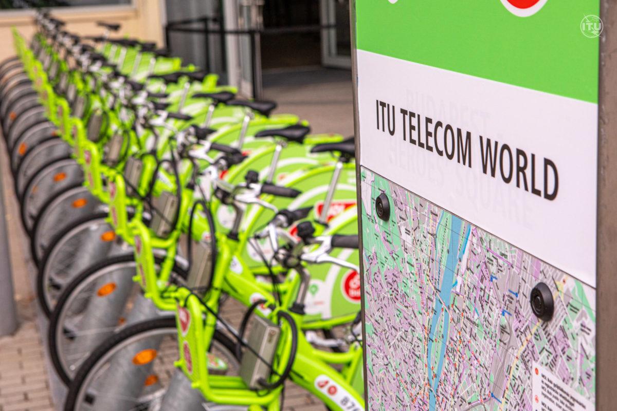 Budapest: Sustainability @ ITU Telecom World 2019