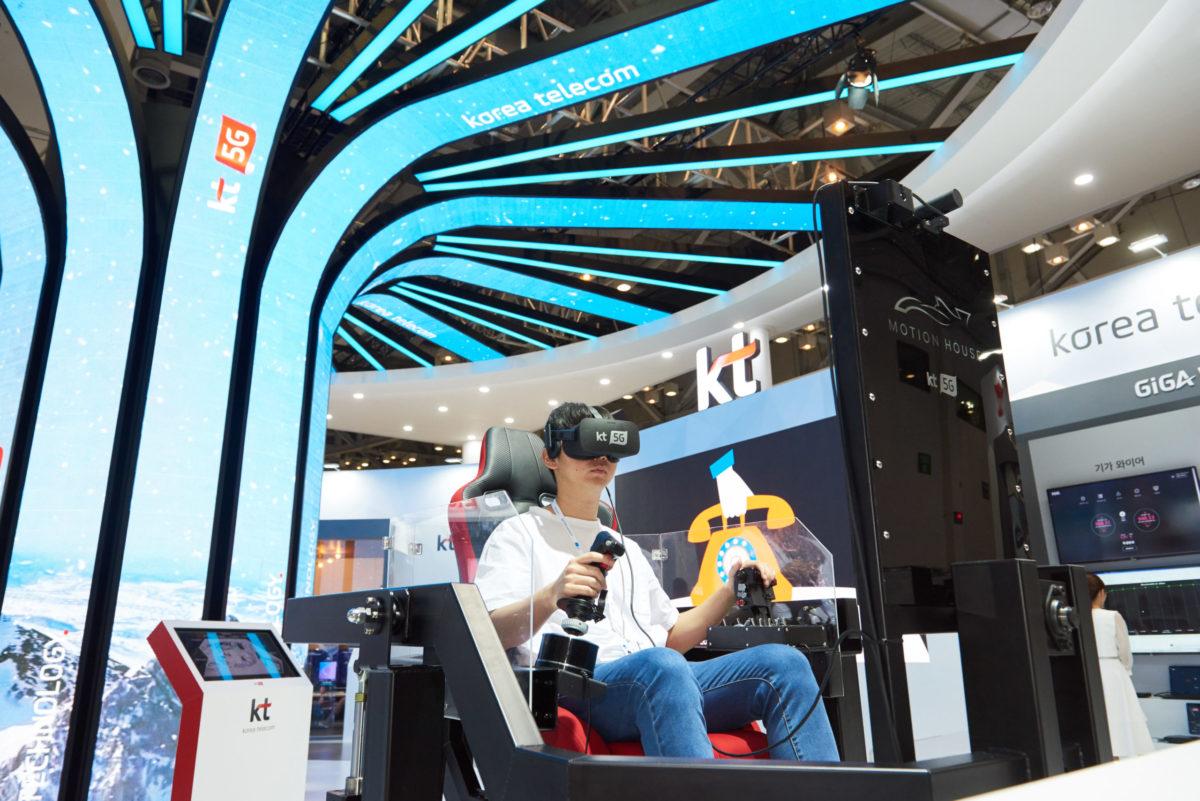 Busan Exhibition @ ITU Telecom World 2017
