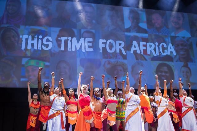 Durban: Opening Ceremony – ITU Telecom World 2018