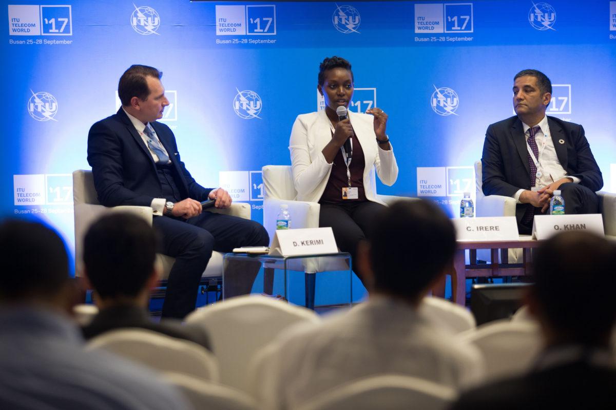 Forum session @ ITU Telecom World 2017