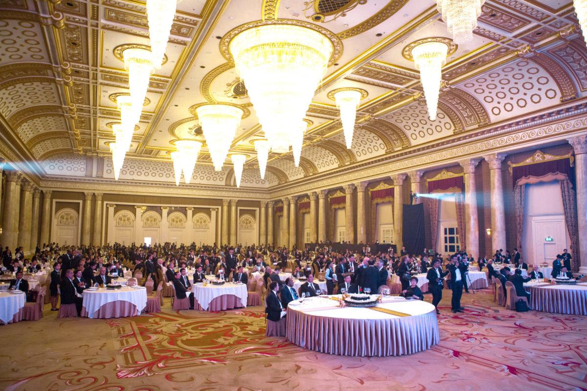Bangkok: ITU Telecom World 2016 – Welcome Dinner Sponsored by MDE and NBTC