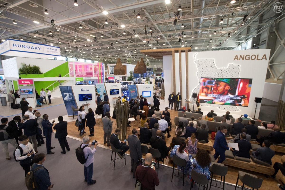 Budapest: National pavilion @ ITU Telecom World 2019
