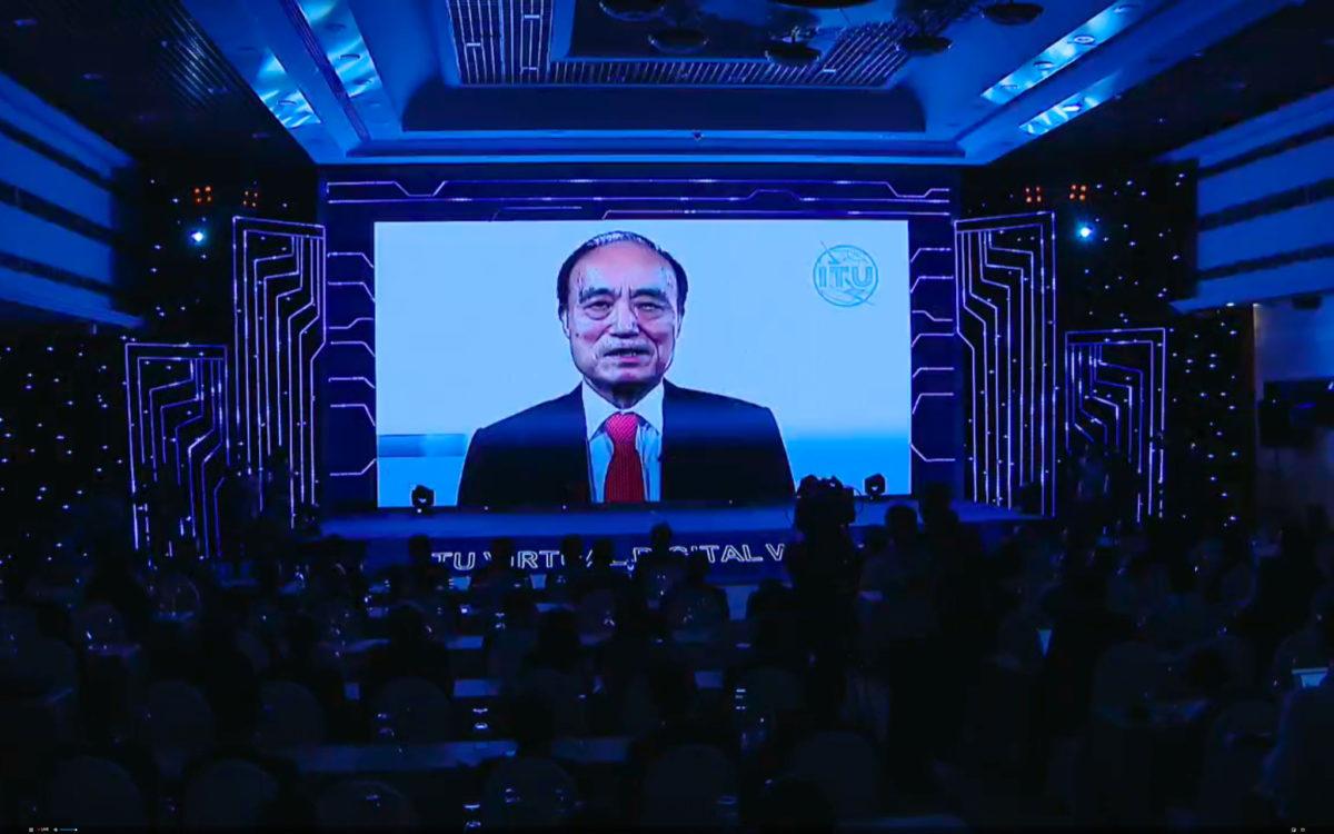 Ha Noi: Opening remark from Mr Houlin Zhao, ITU Secretary-General @ ITU Virtual Digital World 2020