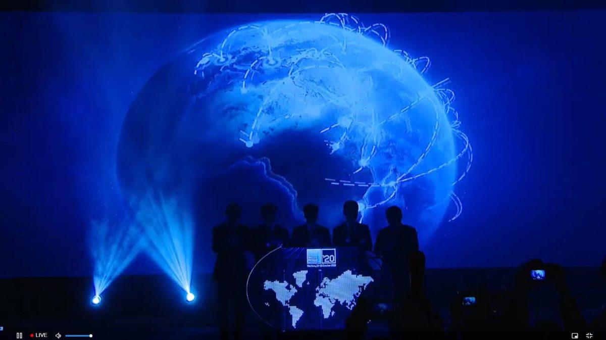 Ha Noi: Opening Ceremony @ ITU Virtual Digital World 2020
