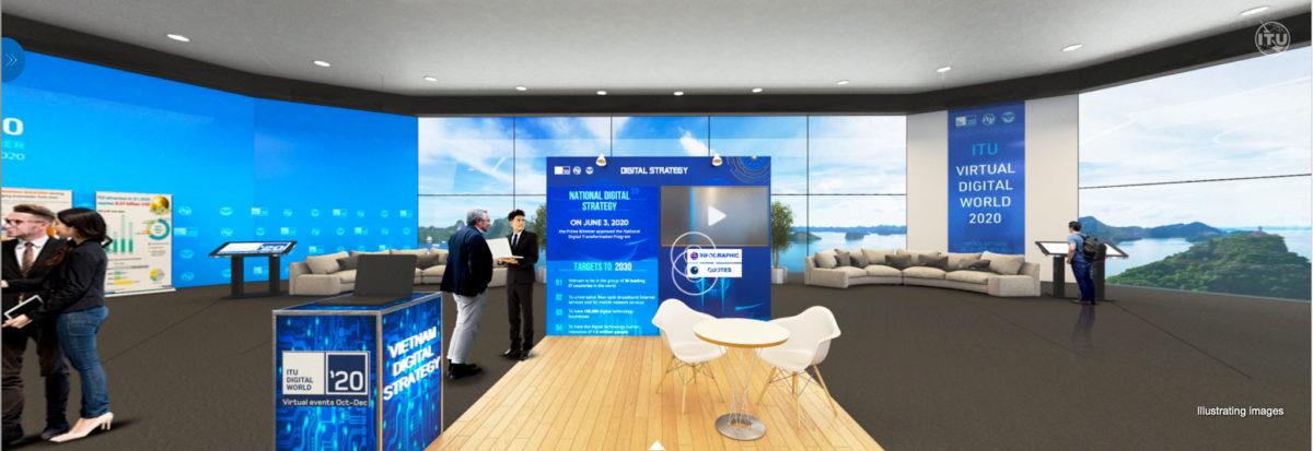 Virtual Exhibition @ ITU Virtual Digital World 2020