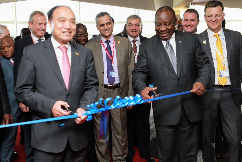 Durban: VIP Tour on the Showfloor