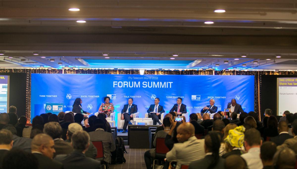 Durban: Forum Summit - Beyond connectivity
