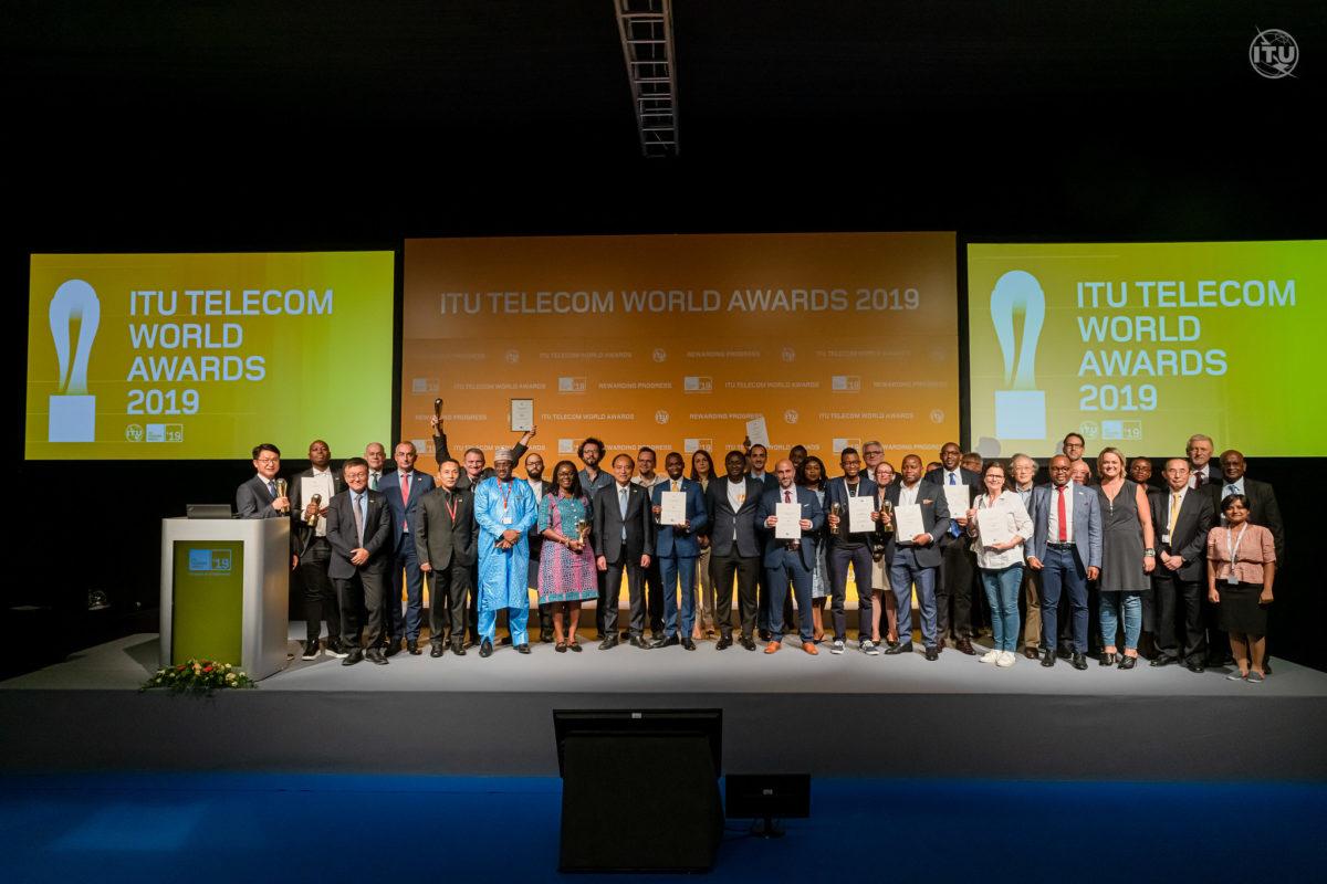 Budapest: Awards Ceremony @ ITU Telecom World 2019