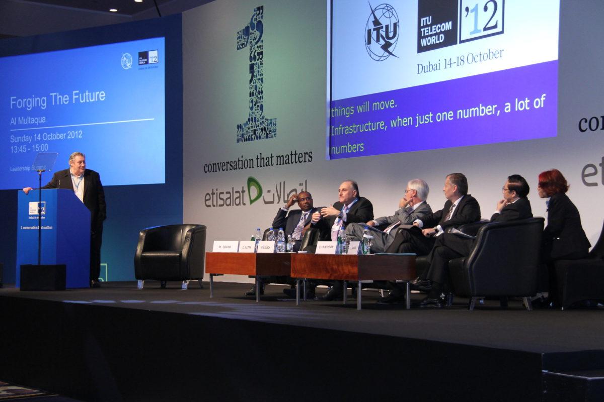 Dubai: Forum session - Forging The Future